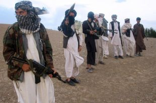 Taliban-Fighters